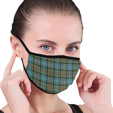 Paisley District Tartan Mouth Mask Inner Pocket K6 (Combo)