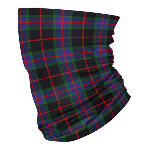 Scottish Nairn Tartan Neck Gaiter HJ4 (USA Shipping Line)