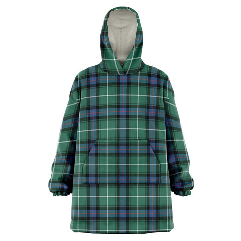 MacDonald of the Isles Hunting Ancient Snug Hoodie - Unisex Tartan Plaid Front