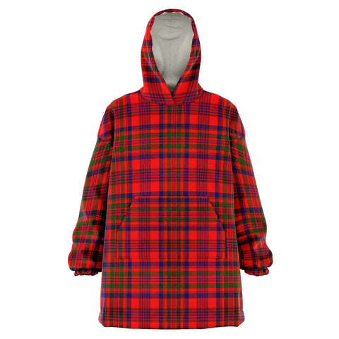 Murray of Tulloch Modern Snug Hoodie - Unisex Tartan Plaid Front