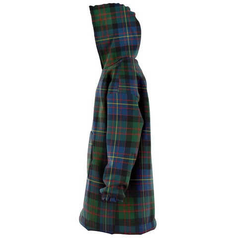 Cameron of Erracht Ancient Snug Hoodie - Unisex Tartan Plaid Left