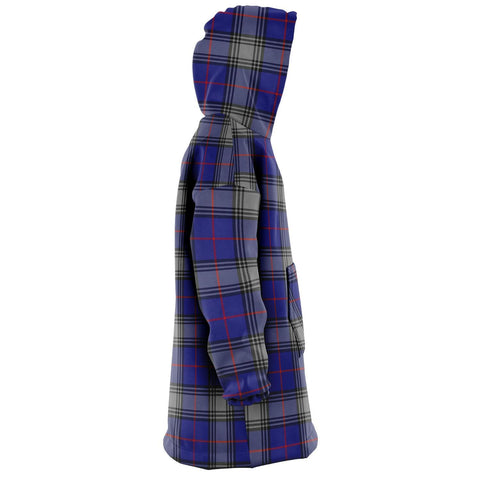 Kinnaird Snug Hoodie - Unisex Tartan Plaid Right