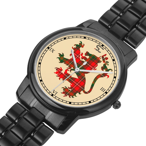 Hay Modern Tartan Watch Lion Scottish Vesion K7