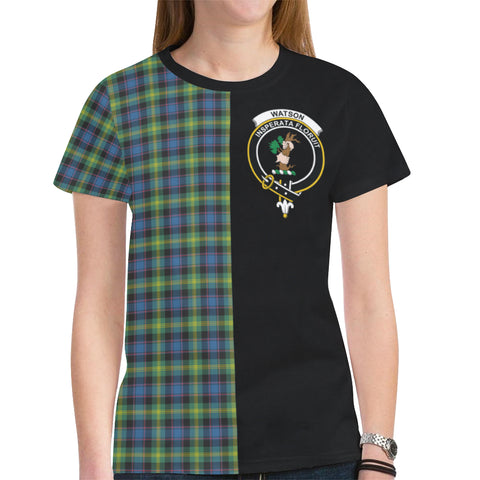 Image of Watson Ancient T-shirt Half In Me TH8