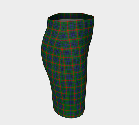 Tartan Fitted Skirt - Aiton | Special Custom Design