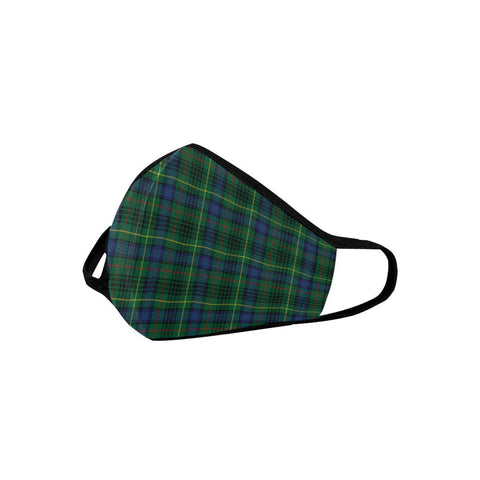 Stewart Hunting Modern Tartan Mouth Mask With Filter | scottishclans.co
