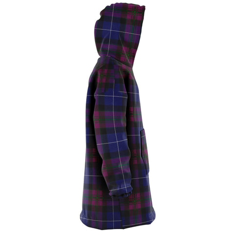 Pride of Scotland Snug Hoodie - Unisex Tartan Plaid Right