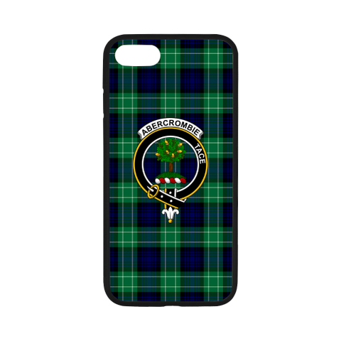 Image of Abercrombie Tartan Clan Badge Luminous Phone Case IPhone 7 plus