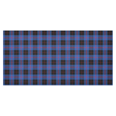 Angus Modern Tartan Tablecloth | Home Decor