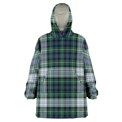 MacKenzie Dress Ancient Snug Hoodie - Unisex Tartan Plaid Front