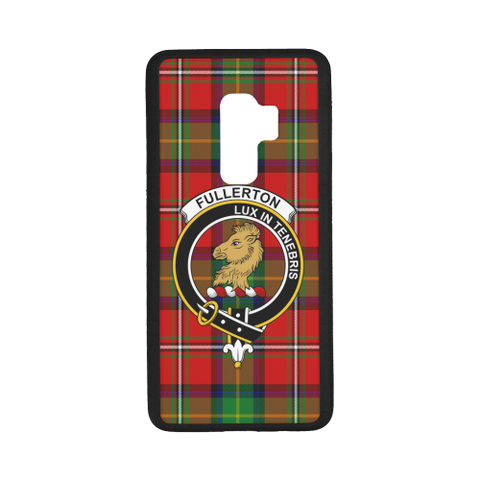 Fullerton Tartan Clan Badge Luminous Phone Case IPhone 8