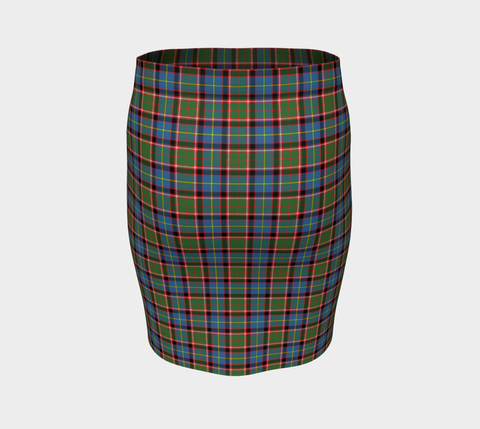 Tartan Fitted Skirt - Aikenhead | Special Custom Design