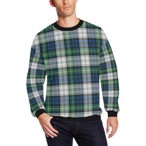 Gordon Dress Ancient Tartan Crewneck Sweatshirt TH8