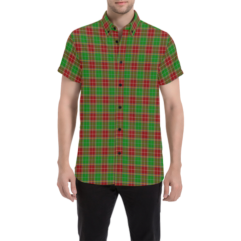 Tartan Shirt - Baxter Modern | Exclusive Over 500 Tartans | Special Custom Design