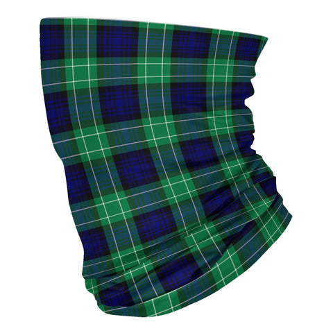 Scottish Abercrombie Tartan Neck Gaiter HJ4 (USA Shipping Line)