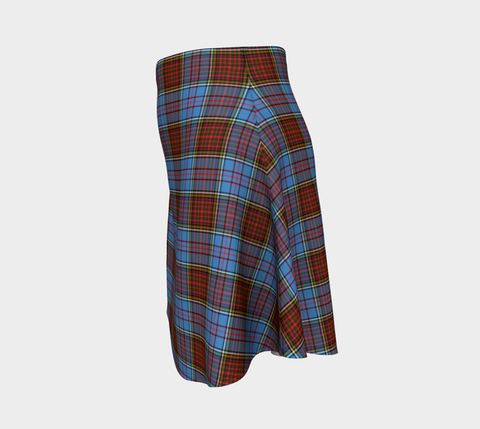 Tartan Flared Skirt - Anderson Modern |Over 500 Tartans | Special Custom Design | Love Scotland