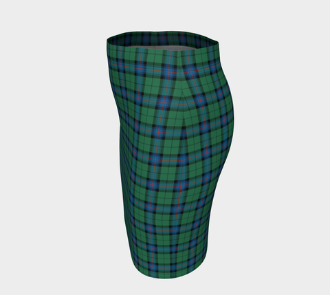 Tartan Fitted Skirt - Armstrong Ancient | Special Custom Design