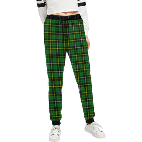 Image of Wallace Hunting - Green Tartan Sweatpant | Great Selection With Over 500 Tartans