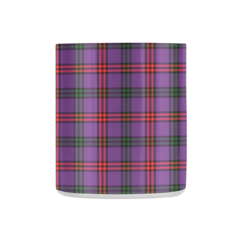 Montgomery Modern Tartan Mug Classic Insulated - Clan Badge K7