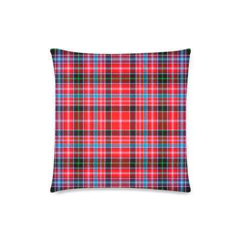 Aberdeen District decorative pillow covers, Aberdeen District tartan cushion covers, Aberdeen District plaid pillow covers