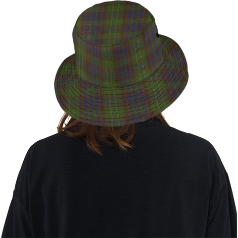 Image of Cunningham Hunting Modern Tartan Bucket Hat for Women and Men K7
