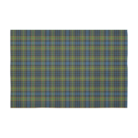 MacLellan Ancient Tartan Tablecloth | Home Decor