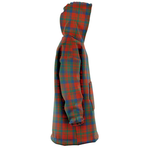 Matheson Ancient Snug Hoodie - Unisex Tartan Plaid Right