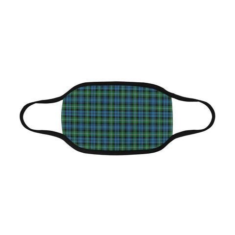 Lyon Clan Tartan Mouth Mask Inner Pocket K6 (Combo)