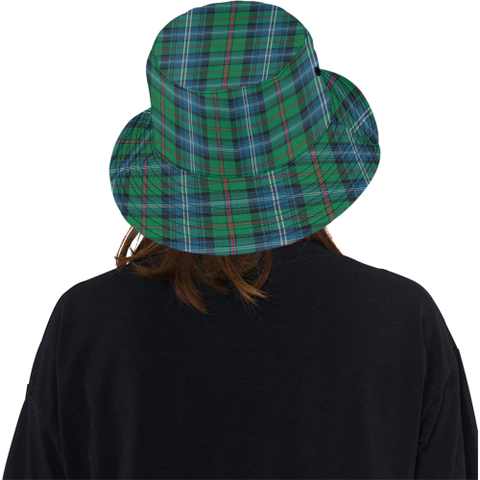 Urquhart Ancient Tartan Bucket Hat K7