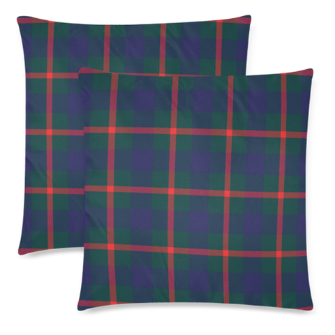 Agnew Modern decorative pillow covers, Agnew Modern tartan cushion covers, Agnew Modern plaid pillow covers
