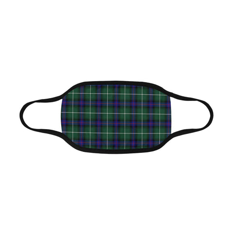 MacDonald of the Isles Hunting Tartan Mouth Mask Inner Pocket K6 (Combo)