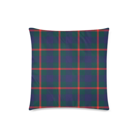 Image of Agnew Modern decorative pillow covers, Agnew Modern tartan cushion covers, Agnew Modern plaid pillow covers