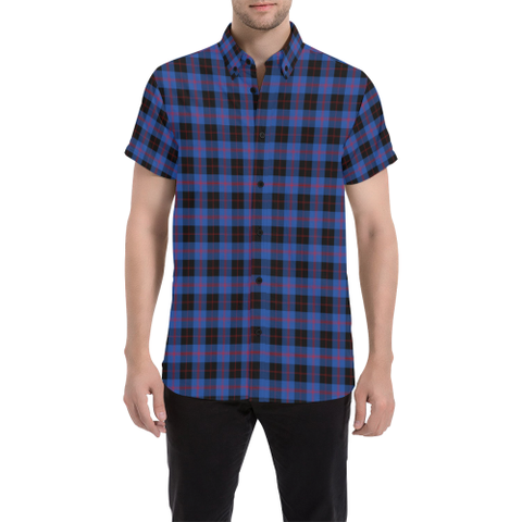 Image of Tartan Shirt - Angus Modern | Exclusive Over 500 Tartans | Special Custom Design
