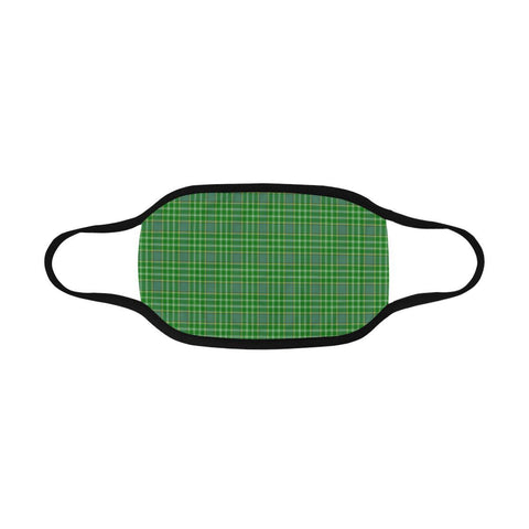 Image of Currie Tartan Mouth Mask Inner Pocket K6 (Combo)