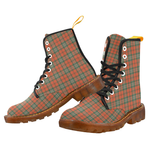Scott Ancient Martin Boot | Scotland Boots | Over 500 Tartans