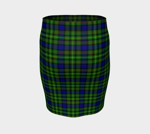 Tartan Fitted Skirt - Rollo Modern | Special Custom Design