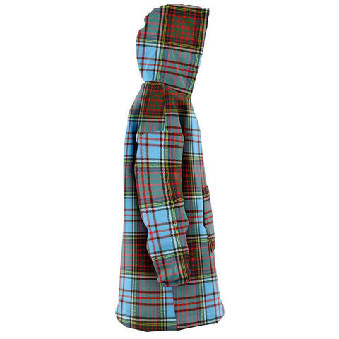 Image of Anderson Ancient Snug Hoodie - Unisex Tartan Plaid Right