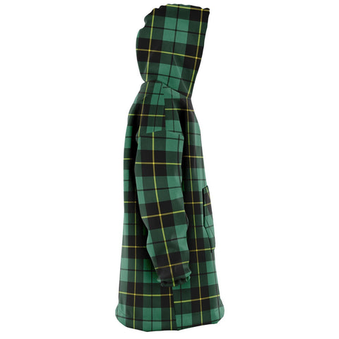 Wallace Hunting Ancient Snug Hoodie - Unisex Tartan Plaid Right