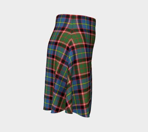 Tartan Flared Skirt - Aikenhead |Over 500 Tartans | Special Custom Design | Love Scotland
