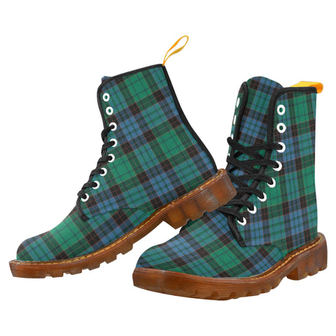 Stewart Old Ancient  Martin Boot | Scotland Boots | Over 500 Tartans