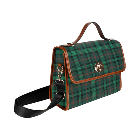 Ross Hunting Modern Tartan Canvas Bag | Special Custom Design