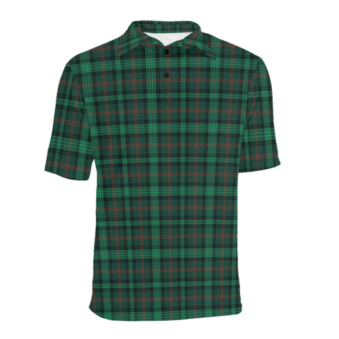 Ross Hunting Modern Tartan Polo Shirt HJ4