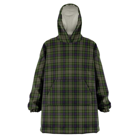 Davidson Tulloch Dress Snug Hoodie - Unisex Tartan Plaid Front