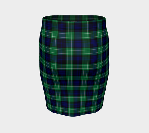 Tartan Fitted Skirt - Abercrombie | Special Custom Design