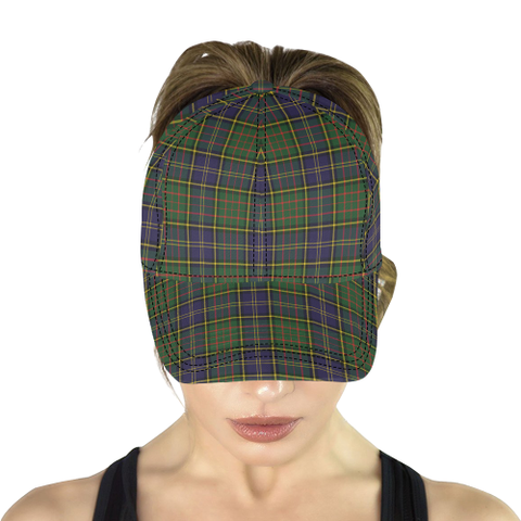 MacMillan Hunting Modern Tartan Dad Cap | Scottishclans.co