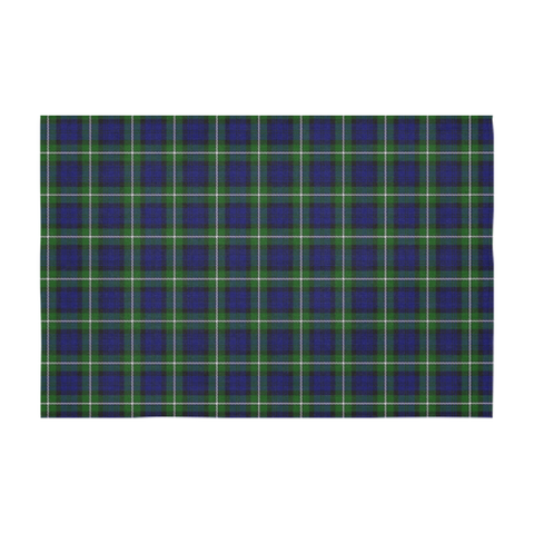 Forbes Modern Tartan Tablecloth | Home Decor