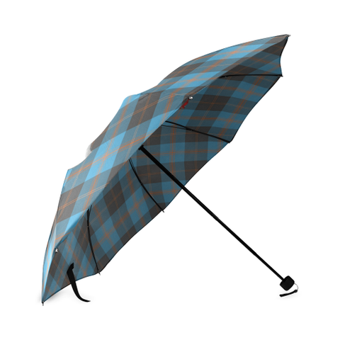 Image of Angus Ancient Crest Tartan Umbrella TH8