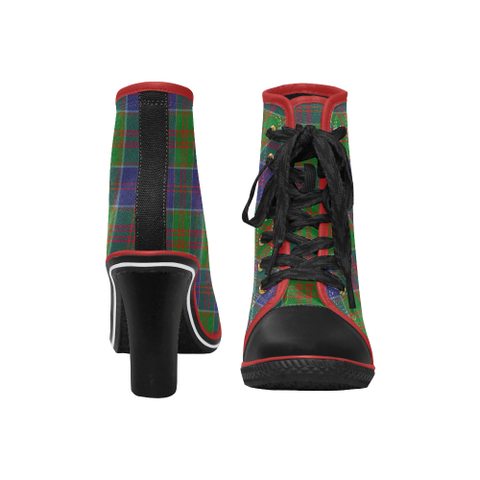Tartan Heel - Stewart Of Appin Hunting Modern | Hot Sale | Online Orders Only | 500 Tartans