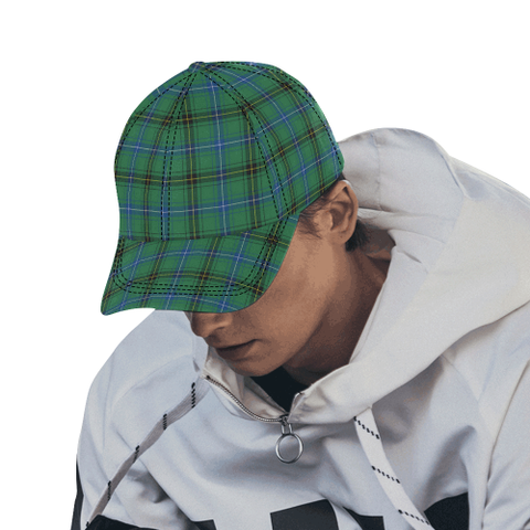 Image of Henderson Ancient Tartan Dad Cap