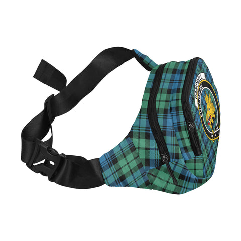 Image of Campbell Fanny Pack | Tartan Bum Bag | Hot Sale